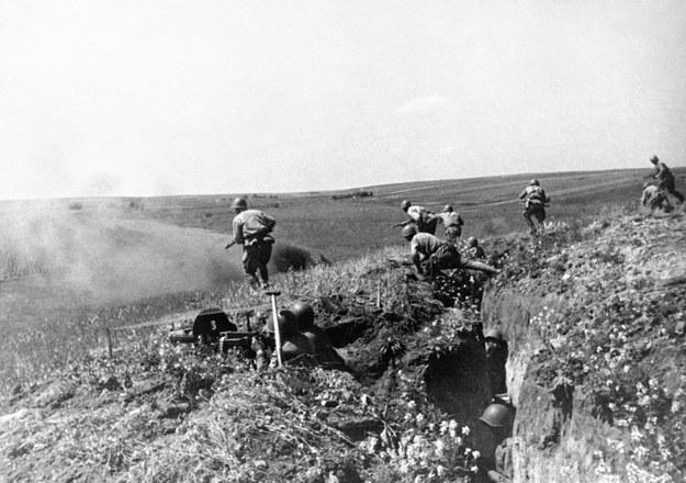W obławie augustowskiej brały udział regularne oddziały Armii Czerwonej (zdjęcie ilustracyjne) /ARCHIVE /AFP
