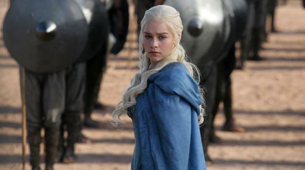 """W oczekiwaniu na 4. sezon """"Gry o tron"""" fani serialu mogą przypomnieć sobie trzecią serię produkcji /materiały dystrybutora"""