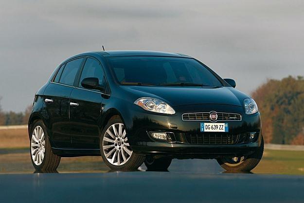 W ofercie Fiata wciąż znajduje się np. Bravo, które debiutowało 7 lat temu... /