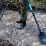 W okolicach dawnego obozu NKWD znaleziono szczątki i jamy grobowe