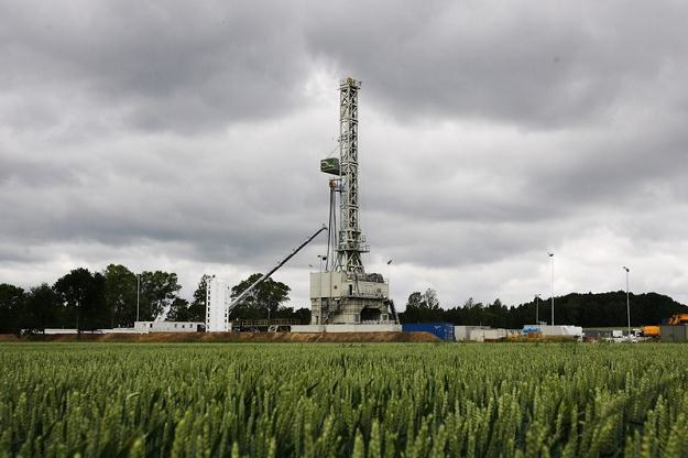 W okolicach Łebienia firma wydobywcza odkryła duże złoża gazu łupkowego, fot. Michał Fludra /Reporter
