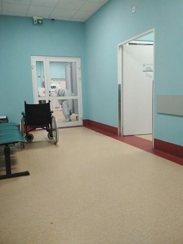 W olkuskim szpitalu na kilka godzin zamknięto SOR /Gorąca Linia RMF FM