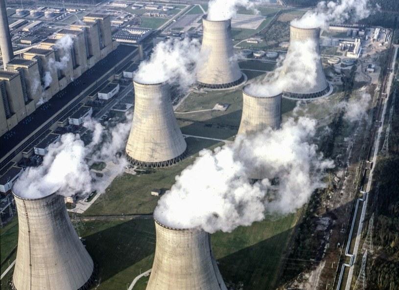 W opublikowanym planie znalazły się daty wyłączenia z eksploatacji bloków energetycznych Elektrowni Bełchatów /LECH ZIELASKOWSKI /Reporter