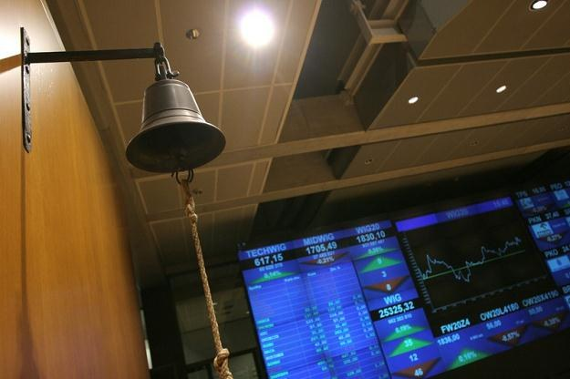 W ośmiu spółkach z WIG20 Skarb Państwa ma pokaźne pakiety akcji /fot. Kacper Pempel /Reporter