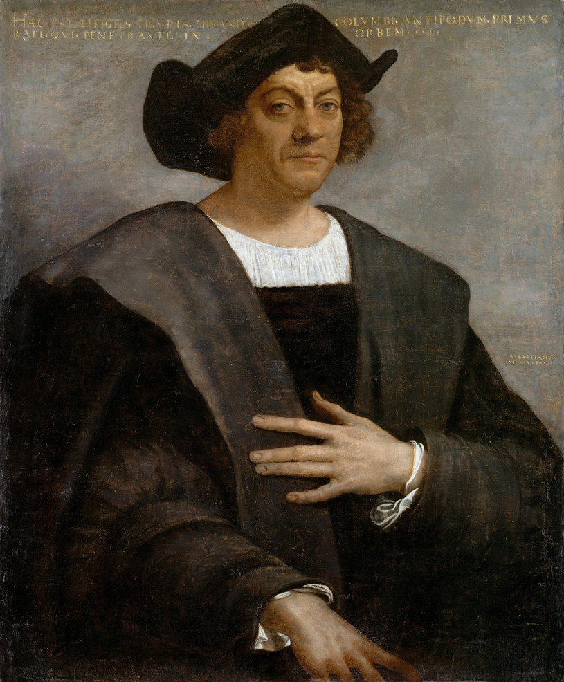 W ostatnich dekadach Kolumbowi przypisywano rozmaite pochodzenie /Sebastiano del Piombo /Wikimedia