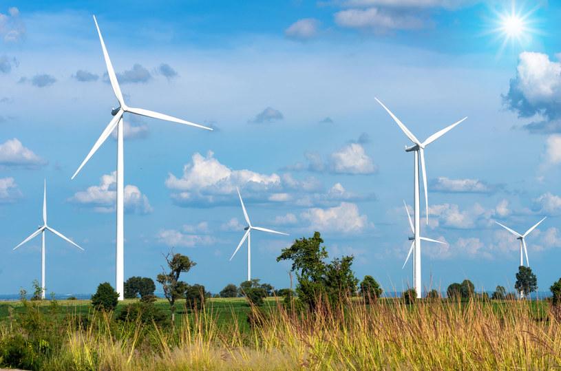 W ostatnich dniach w całej Europie farmy wiatrowe wyprodukowały rekordowo dużo energii. /123RF/PICSEL