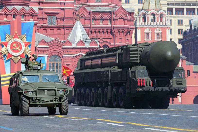 W ostatnich dwóch latach w sposób znaczący wzrosły obawy o rzeczywistą rolę, jaką odgrywa rosyjska broń jądrowa /123RF/PICSEL
