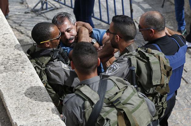 W ostatnich tygodniach doszło do fali aktów przemocy w Izraelu /AFP