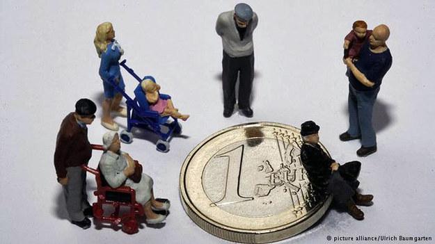 W ostatnim czasie znacznie wzrosły płace minimalne w 22 krajach UE /Deutsche Welle