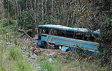 W ostatnim okresie zwiększyła się liczba wypadków polskich autokarów /RMF