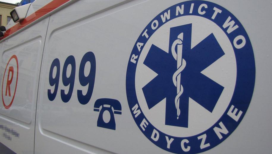 W Ostrołęce z okna na drugim piętrze bloku wypadł półtoraroczny chłopiec (zdjęcie ilustracyjne) /Krzysztof Kot /RMF24.pl