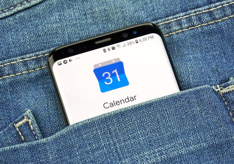 W oszustwie wykorzystywano fałszywe, niechciane powiadomienia usługi Kalendarz Google /123RF/PICSEL
