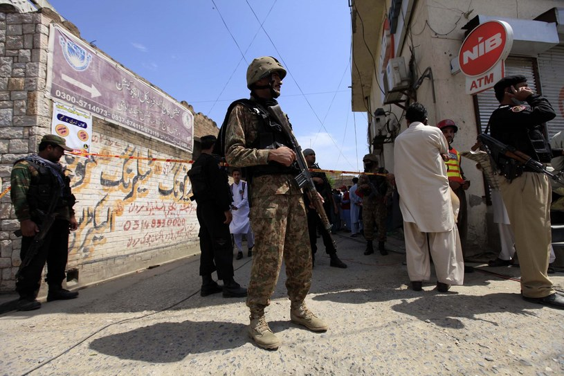 W Pakistanie doszło do kolejnego ataku terrorystycznego / zdj. archiwum /Getty Images