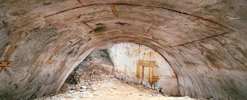 W pałacu Nerona odkryto tajemniczą komnatę /materiały prasowe
