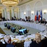 W Pałacu Prezydenckim robocza kolacja przywódców państw NATO