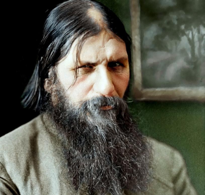 W pamięci mieszkańców rodzinnej wsi Rasputin zachował się jako najgorszy chuligan, koniokrad i pijanica /Viacheslav Peregudov / mediadrum/Media Drum/East News /East News