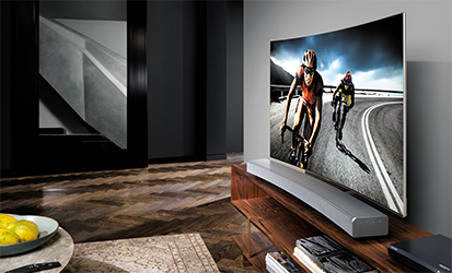W parze z bardzo dobrym dźwiękiem idzie jeszcze coś, czego kino domowe nie jest mi w stanie zaoferować - ergonomia obsługi i montażu. Soundbar Samsung NW-650 /materiały prasowe