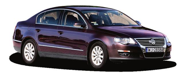 W Passacie B6 silnik 2.0 TSI pojawił się w 2008 r. Starszy 2.0 T nie spalał oleju. /Motor