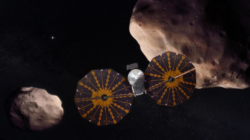 W październiku rusza misja Lucy /NASA