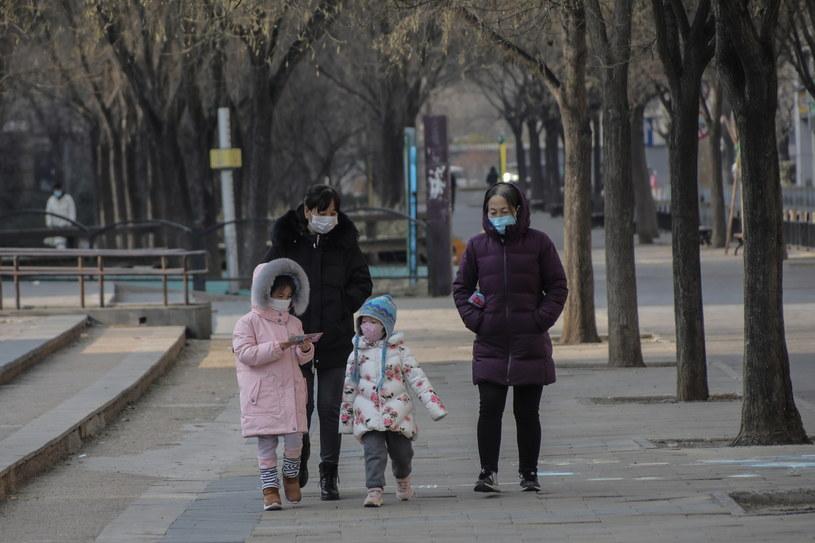 W Pekinie brytyjski szczep koronawirusa, zakaz wyjazdu dla 1,6 mln ludzi, zdj. ilustracyjne /WU HONG /PAP/EPA
