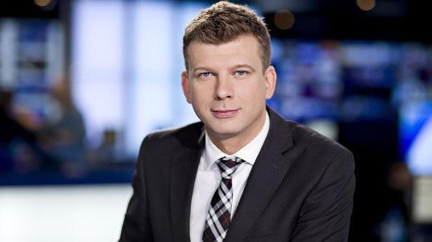 W piątek, 13 marca,  Igor Sokołowski pożegnał się z widzami TVN 24 /TVN