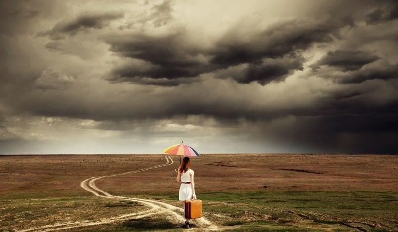 W piątek czeka nas załamanie pogody /123RF/PICSEL
