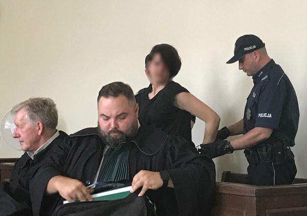 W piątek sąd wyda wyrok w głośnej sprawie zabójstwa 17-letniej Agaty /Kuba Kaługa /RMF FM