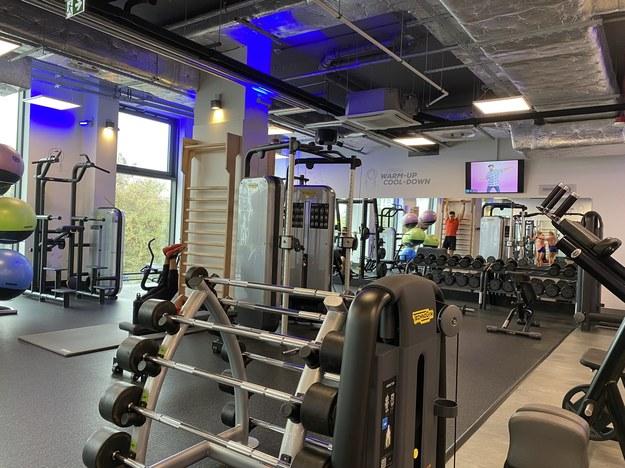 W piątek zostaną otwarte siłownie /Karolina Bereza /RMF FM