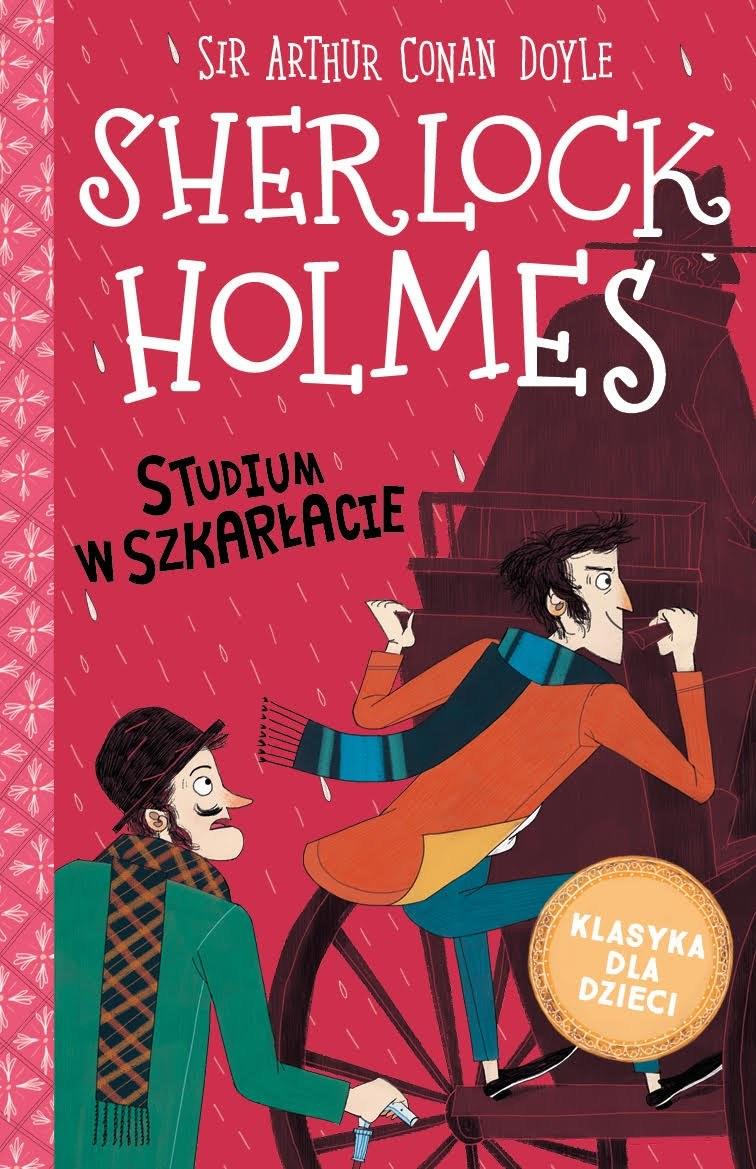 W pierwszej części opowieści poznajemy Sherlocka Holmesa oraz doktora Watsona, który zostanie potem jego przyjacielem, pomocnikiem, a także swego rodzaju kronikarzem /materiały prasowe