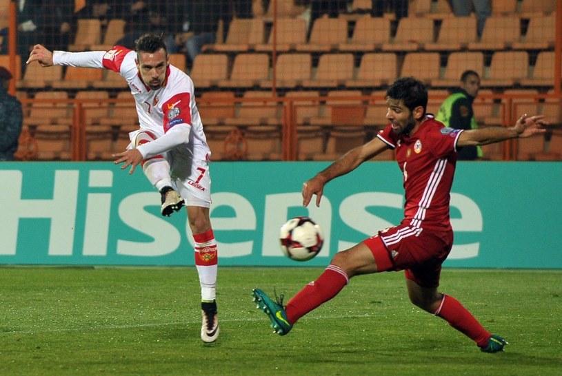 W pierwszym meczu Armenia pokonała Czarnogórę 3:2 /AFP