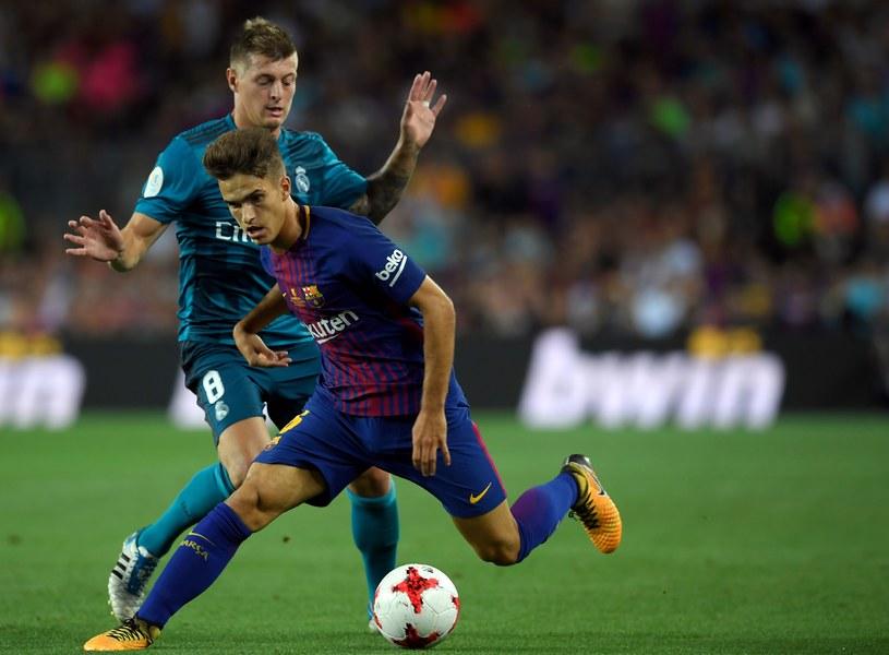 W pierwszym meczu Real wygrał 3-1 /AFP