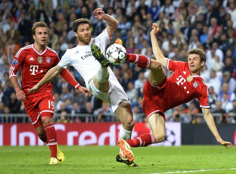 W pierwszym meczu w Madrycie Real wygrał 1-0 /AFP