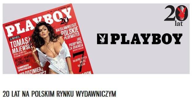"""W """"Playboyu"""" zmiana na stanowisku redaktora naczelnego /"""