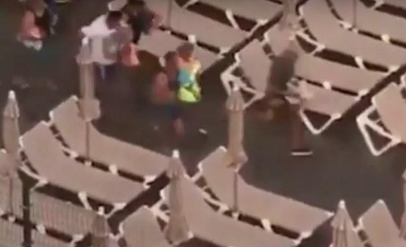 W pogoni za leżakami! /Ranau Leak /YouTube