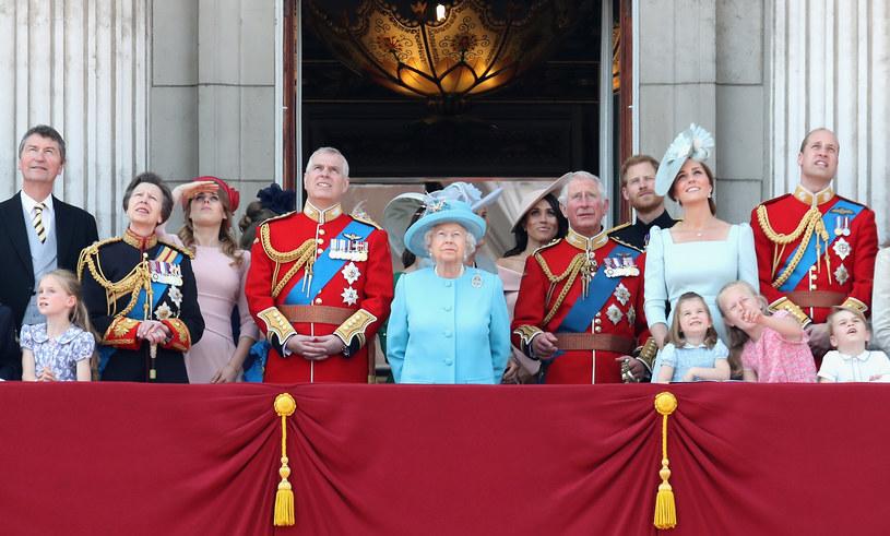 W pogrzebie księcia Filipa weźmie udział najbliższa rodzina. Brytyjskie media mówią o liczbie 30 osób /Getty Images