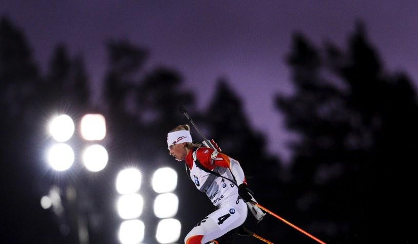 W Pokljuce Polacy chcą poprawić się po słabej inauguracji biathlonowego Pucharu Świata /Fot. Jonathan Nackstrand /AFP