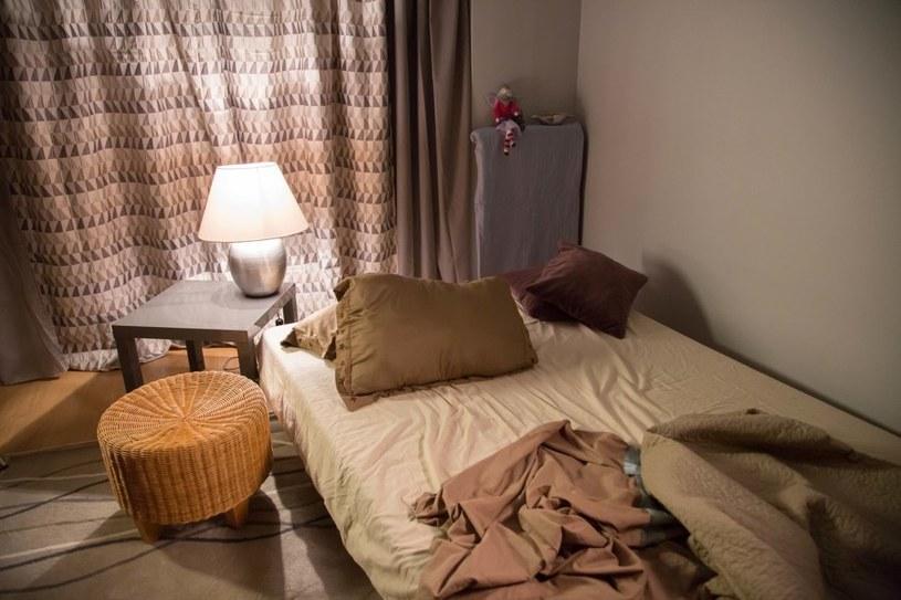 W pokoju Matyldy wcześniej znajdowała się sypialnia Adama /Agencja W. Impact