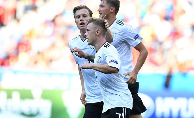 W półfinale Euro U-21 Niemcy zmierzą się z Anglikami /AFP