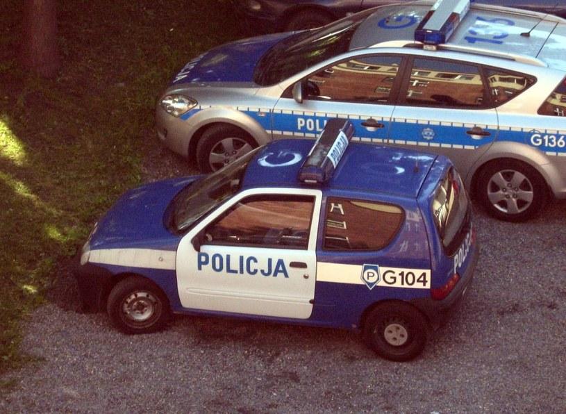 W policji służyły także fiaty seicento /Krakowskie Muzeum Ratownictwa /INTERIA.PL