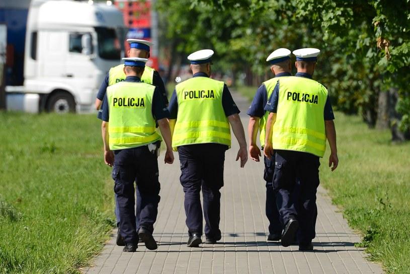 W policji wciąż utrzymuje się wysoka liczba wakatów; zdj. ilustracyjne /Adam Staskiewicz/ /East News