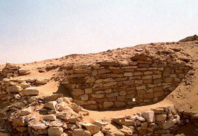 W północnym Egipcie Polacy odkryli kościół z poł. IV w. (zdjęcie ilustracyjne) / STR   /AFP