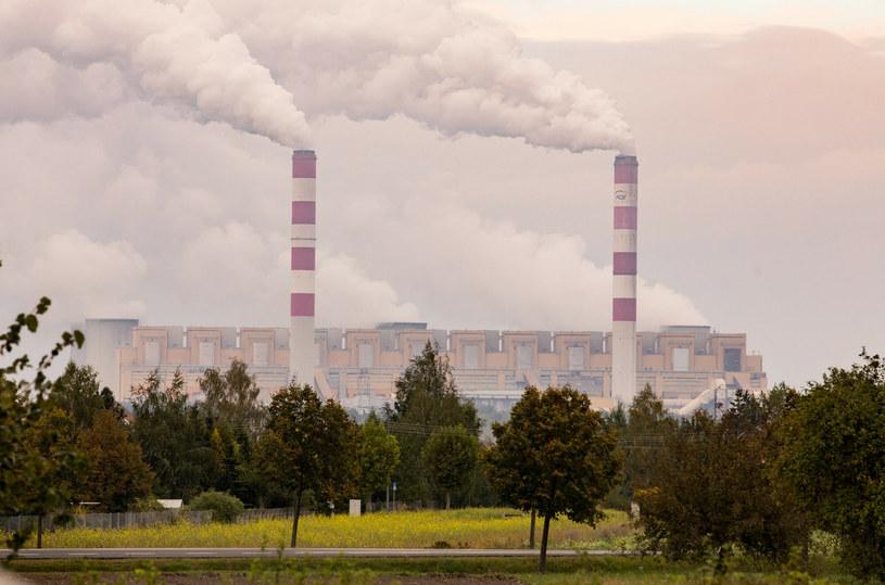W połowie maja obserwowaliśmy problemy w elektrowni Bełchatów /Tomasz Jastrzębowski /Reporter