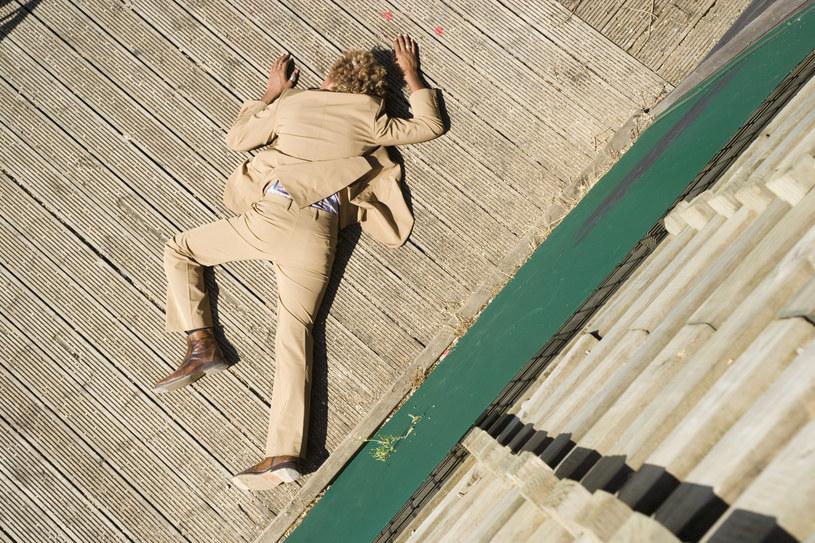 W Polsce 85 proc. samobójców to mężczyźni, w żadnym innym kraju na świecie ten odsetek nie jest tak wysoki /123RF/PICSEL