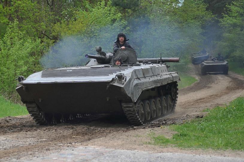 W Polsce BMP-1 pozostanie w służbie przypuszczalnie kolejnych kilkanaście lat /Lukasz Szelemej /East News