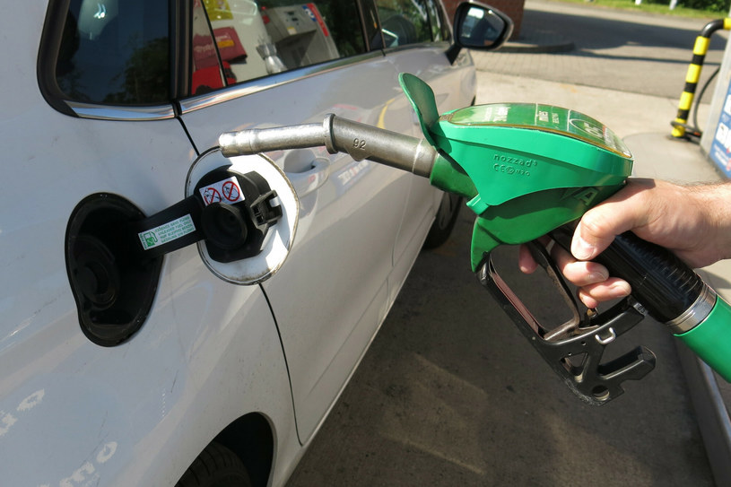 W Polsce drożejące paliwa podbijają inflację /Adrian Ślazok /Reporter