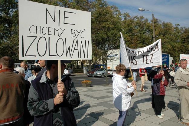 W Polsce mieszka 3,4 mln osób niepełnosprawnych. Fot. Graf /Reporter