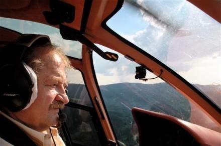 W Polsce milionerów przybywa. Jednym z nich jest Tadeusz Gołębiewski / fot. W. Trzcionka /Gazeta Codzienna