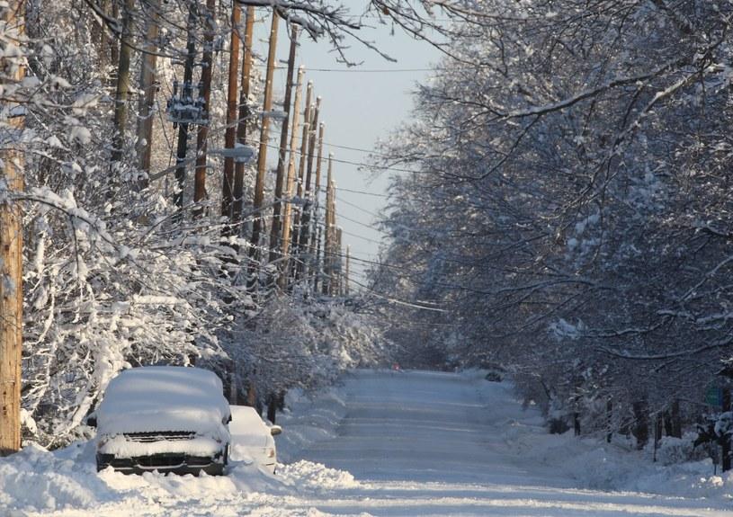 W Polsce na taką zimę na razie nie ma co liczyć /PAP/EPA