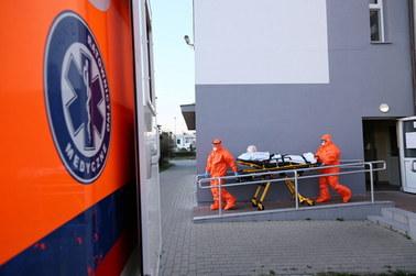 W Polsce najwyższa liczba zgonów od początku pandemii