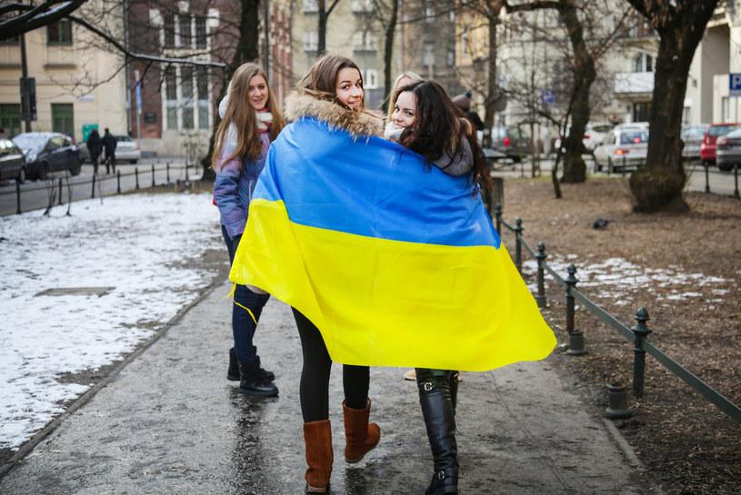 W Polsce obecnie przebywa od 1,5 mln do 2 mln Ukraińców /Beata Zawrzel /Reporter